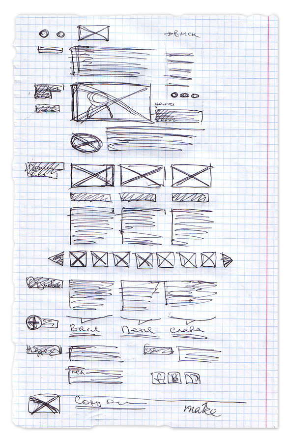 Ескіз дизайну