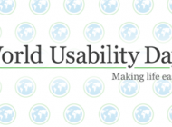 World Usability Day 2012