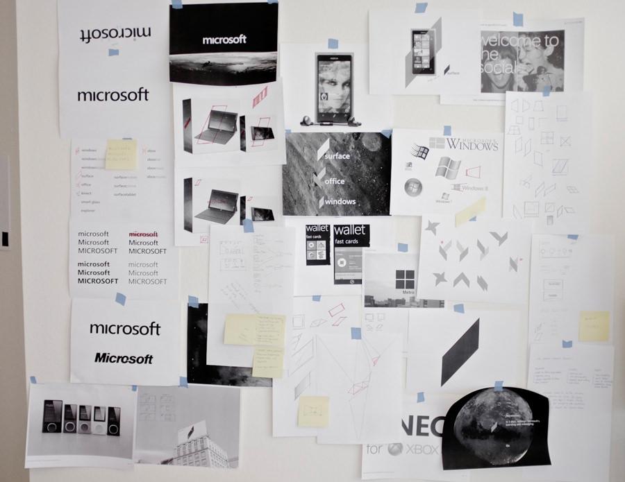 Новий концепт брендінгу для Microsoft