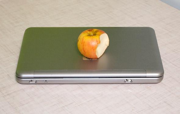 Візуалізація. Ноутбук Apple