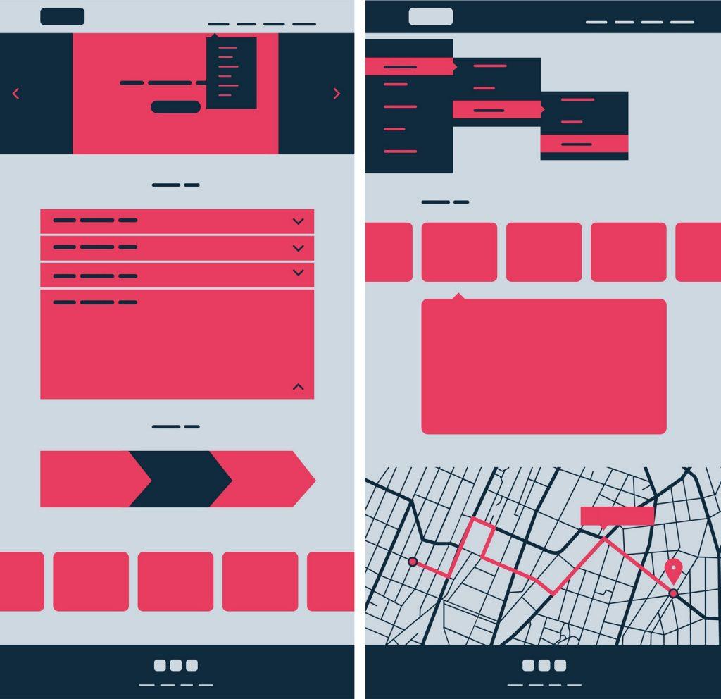 принципи дизайну інтерфейсів