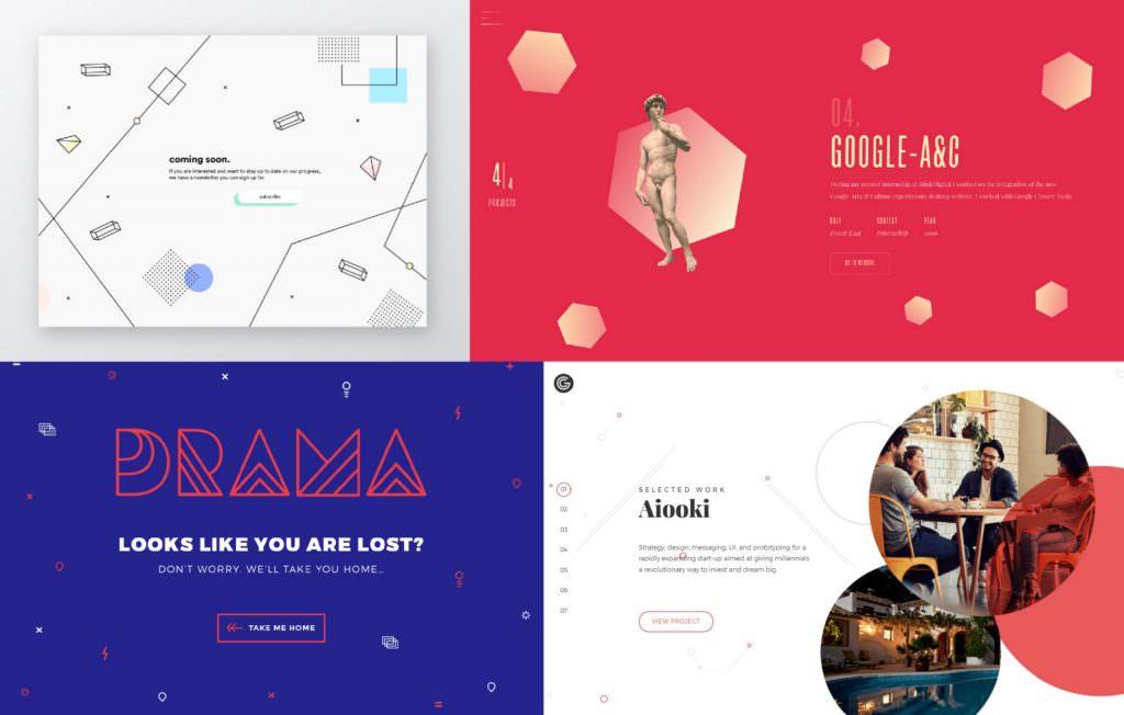 Дизайн дренди 2017