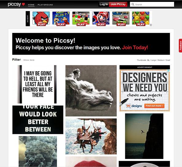 Piccsy - Popular Piccs