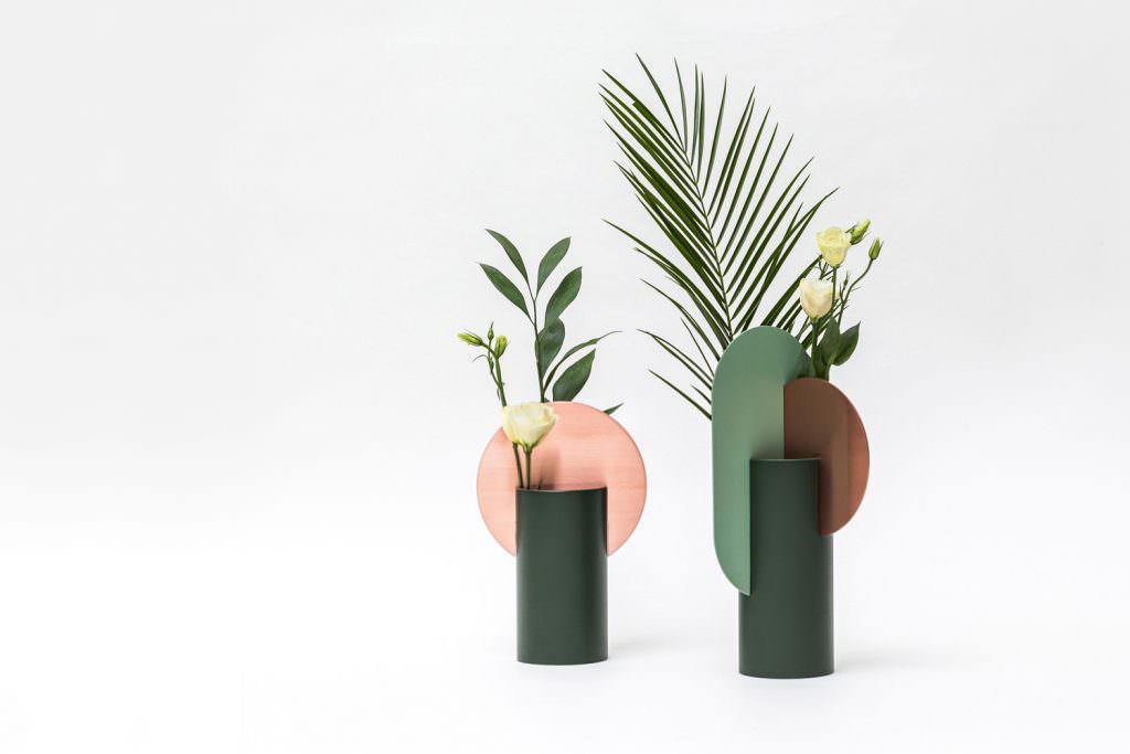 Sokolova Suprematic vases