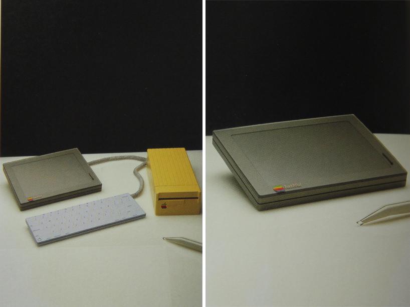 Apple snow white 1 «tablet mac», 1982