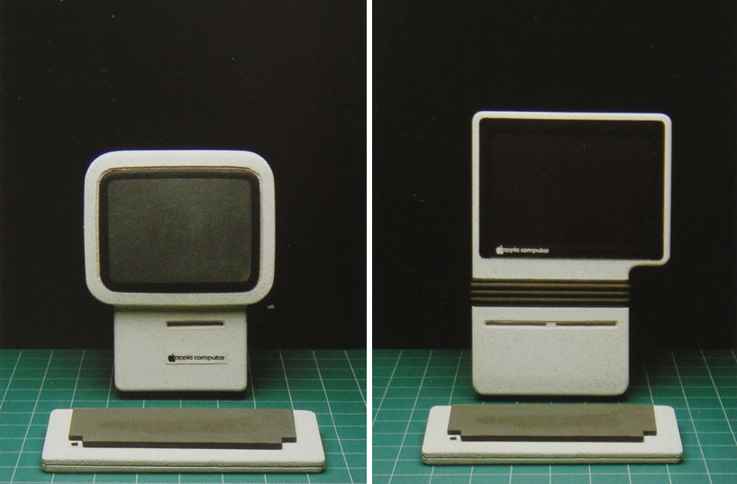 Apple snow white 2 «macintosh studies», 1982