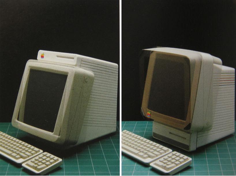 Apple snow white 1 «lisa workstation», 1982