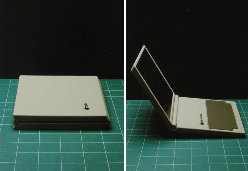Apple snow white 2 «macbook», 1982