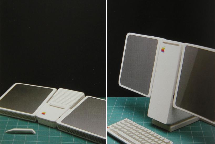 Apple snow white 2 «настільний комп'ютер з пласким екраном», 1982