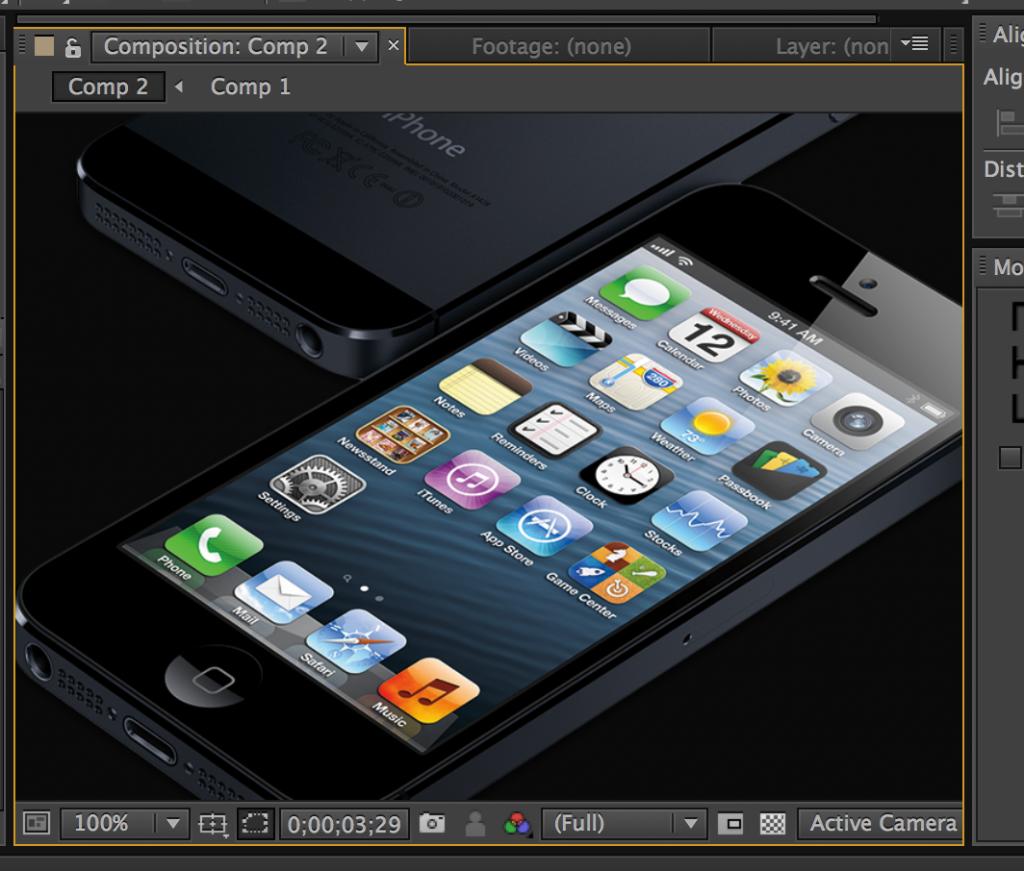 Как создавать анимированные GIF-ы для презентации дизайна интерфейса: Часть 1