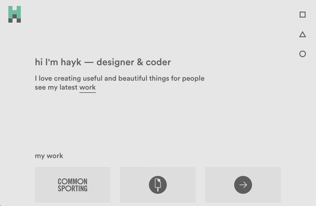 3 способа круто оформить онлайн-портфолио дизайнера