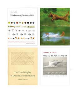 4 книги Едварда Тафті