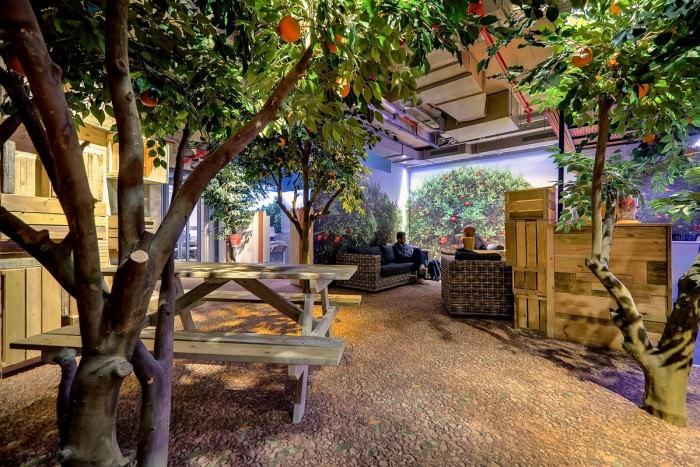 офіс Google в Тель-Авіві